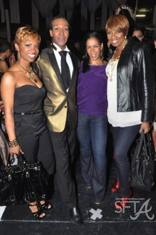 Dwight Eubanks Nene Leakes Sheree Whitfield Lisa Wu Hartwell SFTA