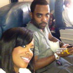 Rumor Control: Kandi Burruss & Todd Tucker DID NOT Get Married In Mexico… [PHOTOS + VIDEO]