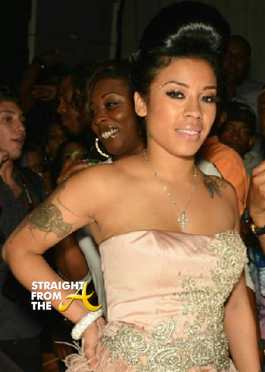Keyshia Cole Birthday 2013 StraightFromTheA 1
