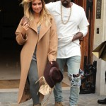 NEWSFLASH: Kanye Approves of His Baby Mama's Bootylicious #Selfie… [PHOTO]