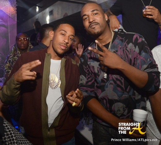 Ludacris and DJ Infamous