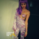 Who Rocked It Best? Miley Cyrus Dresses as Lil Kim for Halloween 2013… [PHOTOS]
