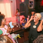 Nene Cynthia Greet at Bar One