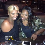 Nene Leakes Michelle ATLien Brown StraightFromTheA 1