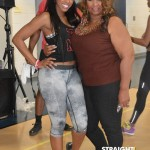 Porsha Stewart and her mom