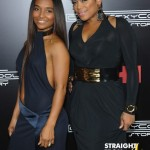 T-Boz & Chilli Celebrate 'CrazySexyCool: The TLC Story' NYC Premiere w/Family & Friends… [PHOTOS]