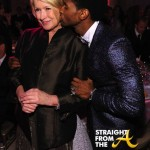 Hot or Not? Usher & His New 'Baby Fro' Attend 2013 Angel Ball… [PHOTOS]