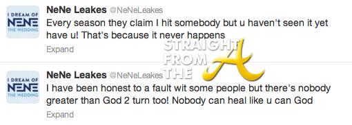 nene tweets 1