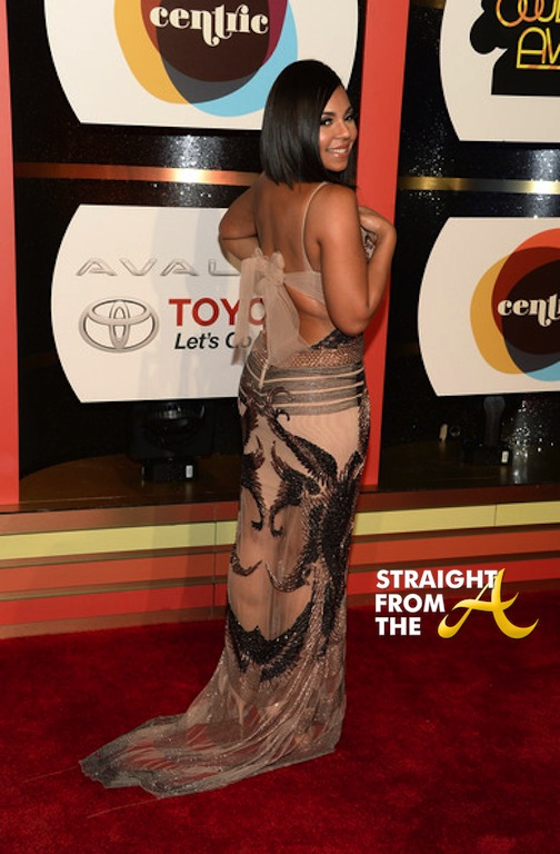 Ashanti 2013 Soul Train Awards 1