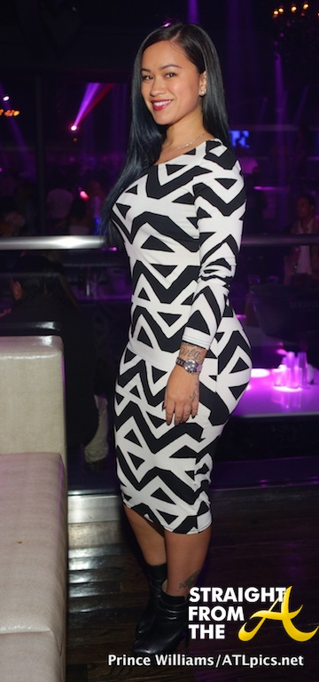 The Dream And Christina Milian 2013