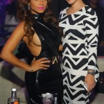 Baby Mamas Club: Christina Milian & Sarah Vivan Party in ATL… [PHOTOS]