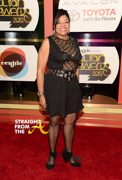 Jamie Foster Brown S2S Soul Train Awards 2013 - 3