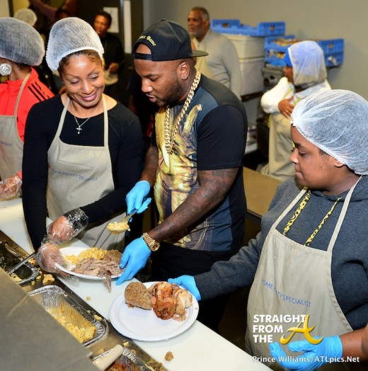 Jeezy Feeds Homeless-6