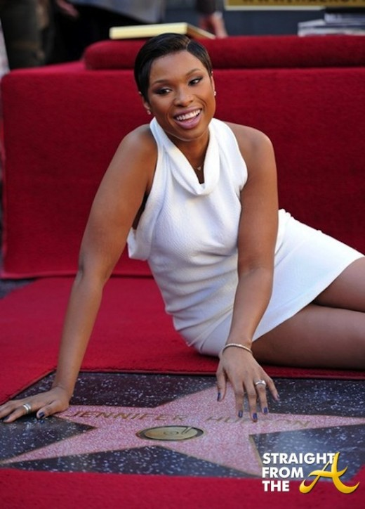 Jennifer Hudson Hollywood Walk of Fame 2013-1