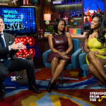 Watch Kandi Burruss & Kenya Moore Dish #RHOA Dirt on #WWHL… [PHOTOS + VIDEO]