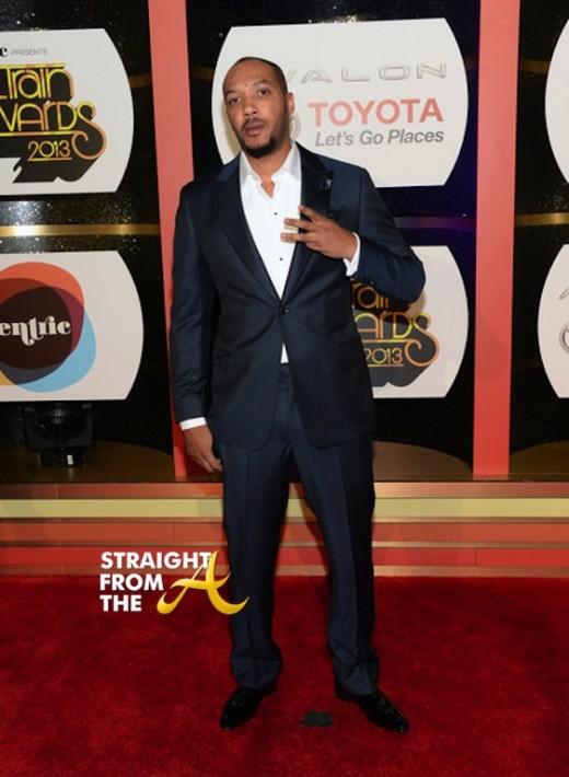 Lyfe Jennings 2013 Soul Train Awards