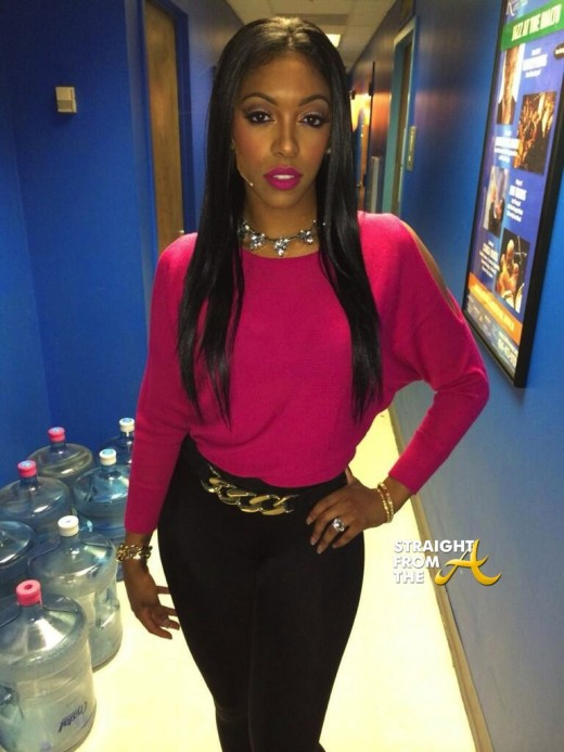 Porsha Stewart A Mother's Love