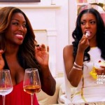 NEWSFLASH: Kenya Moore Says Porsha Stewart is Lying About Kordell Stewart Gay Rumors…