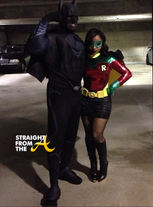 Toya and Memphitz Halloween 2013 2