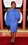 Tracey Braxton Soul Train Awards 2013