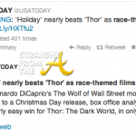 Twitter Fail: USAToday Cleans Up 'Race-Themed' Box Office Headline After Backlash….