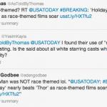 USA Today Race Themed Backlash 2