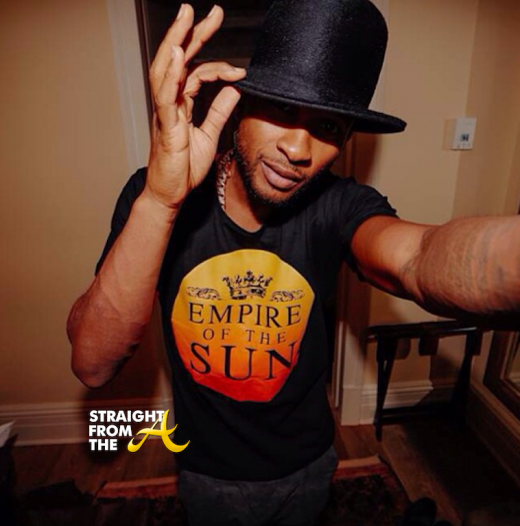 Usher Raymond StraightFromTheA