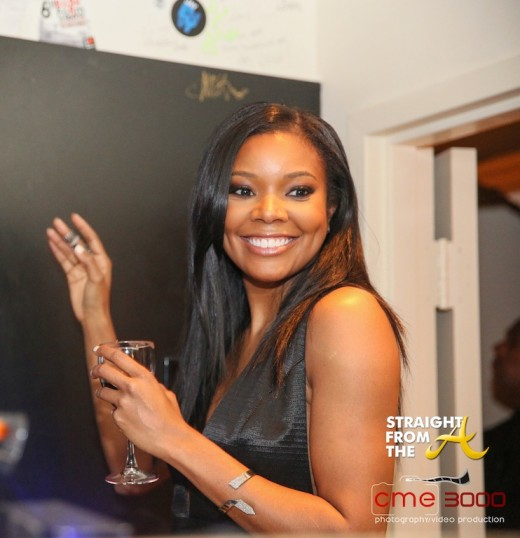Quick Flix: Gabrielle Union Hosts Private Atlanta Screening For Return of 'Being Mary Jane'… (PHOTOS)