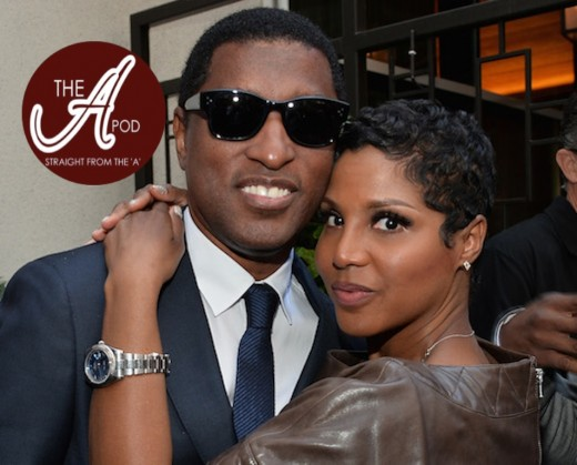 "Kenny ""Babyface"" Edmonds Honored On The Hollywood Walk Of Fame"