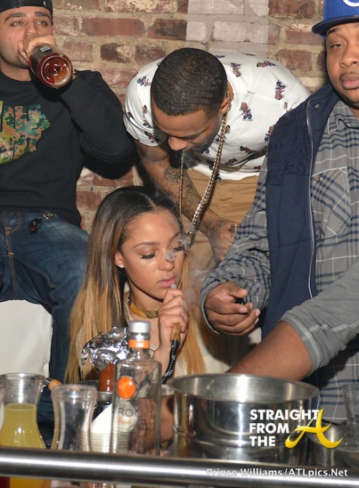Bow Wow and Joie 2013  Straightfromthea 4
