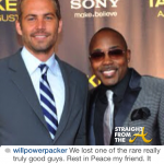 Ludacris, T.I., Tyrese & More Respond To Paul Walker's Death + Can 'Fast & Furious 7' Go On Without Him? [PHOTOS]
