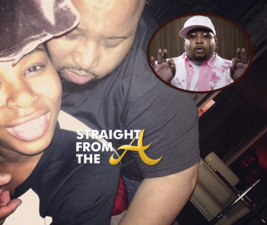 Boo'd Up: Producer Jazze Pha and His Tranny Chick…. [PHOTOS