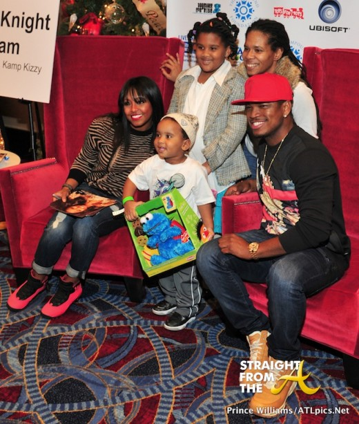 Good In The Hood: Ne-Yo's Compound Foundation Gives Back… [PHOTOS]