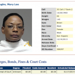 Mugshot Mania – Steve Harvey's Ex-Wife Gets 'Jail' For Christmas… [PHOTOS + VIDEO]