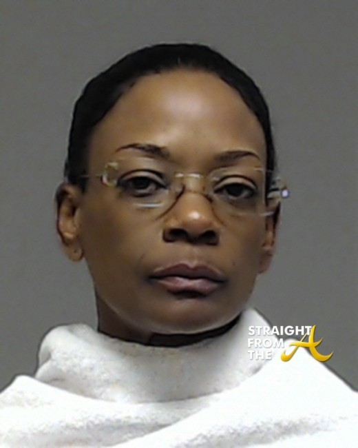 Mary Lee Vaughn Steve Harvey Ex Wife 2013 Mugshot