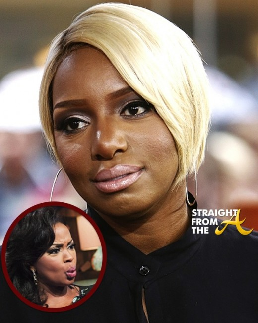 NEWSFLASH! Nene Leakes Clarifies Her Phaedra Parks 'Head Doctor' Statement…