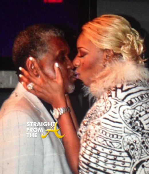 Nene and Gregg Leakes StraightFromTheA 2
