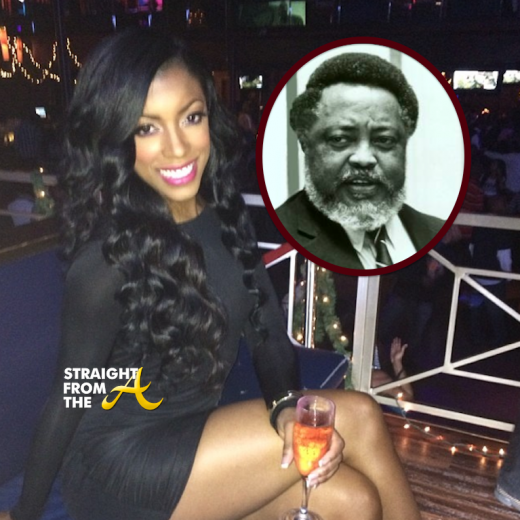 Fan Mail: 'I'm Outraged Porsha (Stewart) Williams Doesn't Know About the 'Underground Railroad'!'