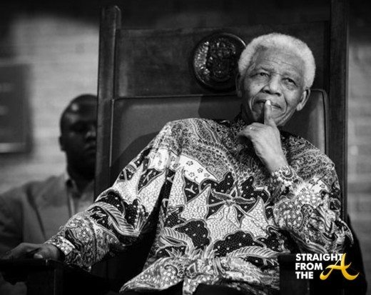 In Remembrance: Nelson Rolihlahla Mandela (July 18, 1918 – Dece