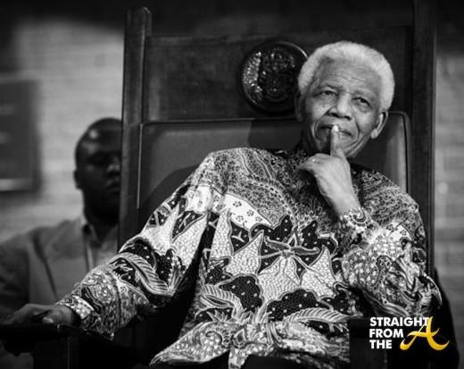 RIP Nelson Mandela StraightFromTheA