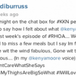 QUICK QUOTES: Kandi Burruss Takes a Stand For The 'Thick Chicks'… [PHOTOS]