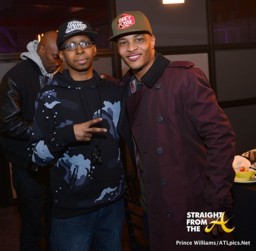 Good in The Hood: T.I. Makes A Wish Come True!  [PHOTOS]