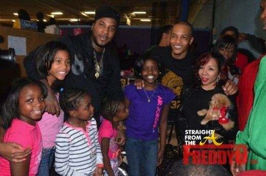 T.I. and Jeezy Give Back StraightFromTheA-6
