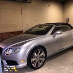 Tiny's new Bentley from T.I. Christmas 2013 2