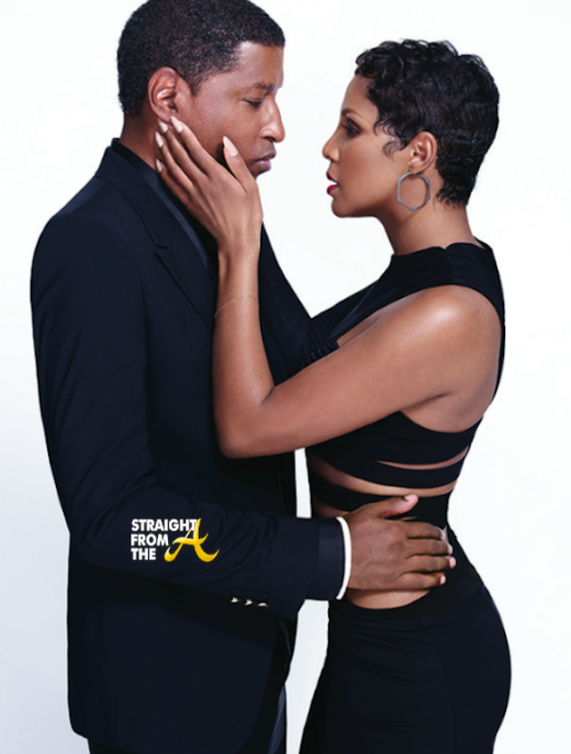 Boo'd Up: Toni Braxton & Babyface Talk 'Love, Marriage & Divorce' in UPTOWN Magazine Dec/Jan 2014 Issue… [PH