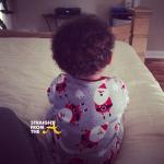 Wiz Amber Son Blake Christmas 2013 2