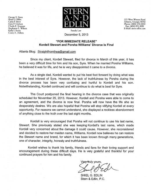 kordell stewart letter straightfromthea
