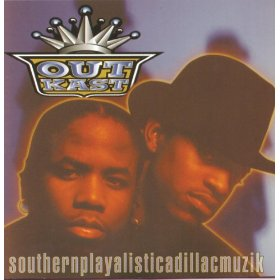 click to listen/purchase Outkast's 'Southernplayalisticadillacfunkymuzik'