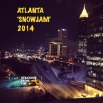 City of Atlanta Paralyzed by 'Snow Jam 2014′ // Mayor Kasim Reed Responds… #ATLSnow [PHOTOS + VIDEO]