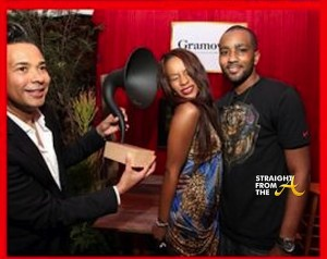 Bobbi Kristina Nick Gordon Grammy Suite 2014